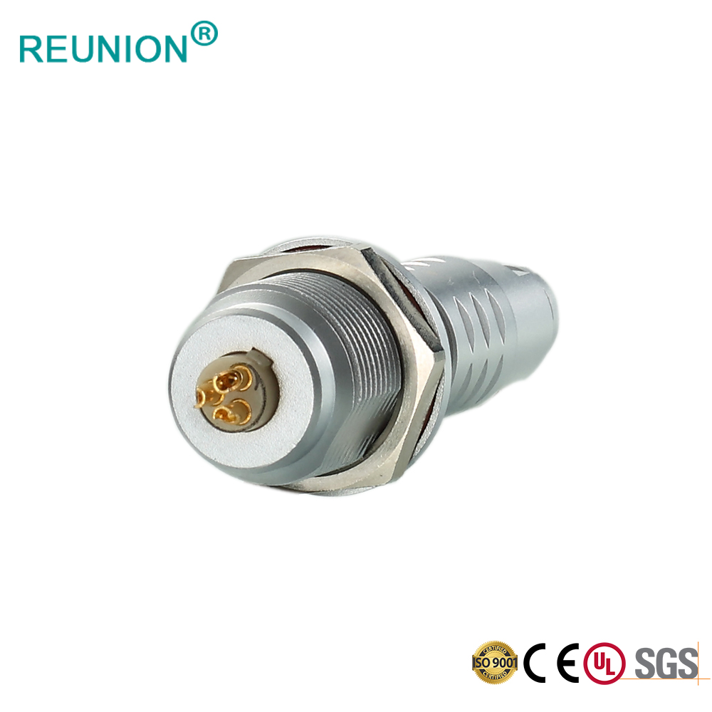 SEG.0K303.CPL - K series 3Pins female socket circular connector suppliers Quick Connector