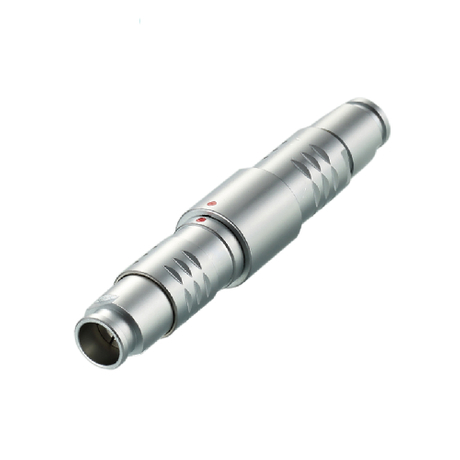 K Series 4pins Push Pull Connector Low-Frequency Electrical Couplers