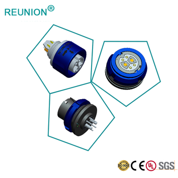 New product launches in 2021-REUNION 1X Series connectors