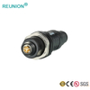 IP50 Plastic Medical Receptacle Connector for Power Supply