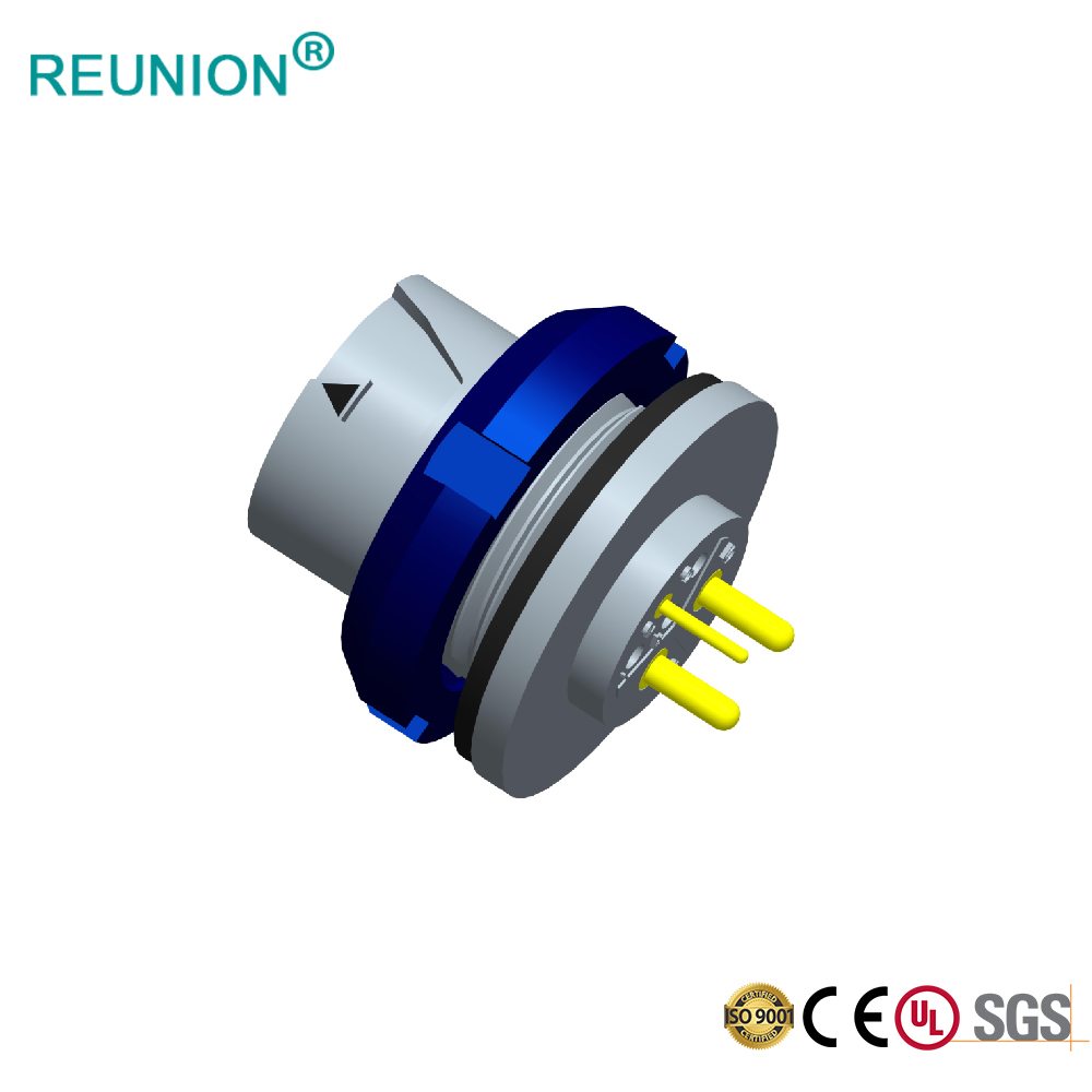 Custom OEM/ODM Cable Assembly Hybrid Connector Power And Signal Application for LED Lighting