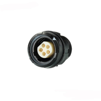 SNG.1P303.APLL - Circular 3pin Receptacle Connector Aviation Socket
