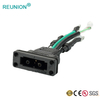 REUNION Flat Series - Custom Flat Series Power Connectors for LED Strip & LED Indoor Screen