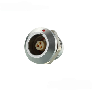 K Series Female Connector, IP67 2 3 4 5 6 7 8 10 12 pin Waterproof Socket
