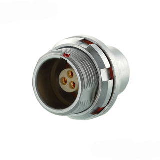 K series 8Pin Waterproof Female Connector