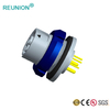 UL Certification 1X power and signal pins hybrid outdoor waterproof connector for lighting