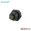 LED Lighting Power Supply Connector Ip68/ip67 Waterproof Threaded Connector