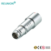 K series free socket female receptacle cable mount connector