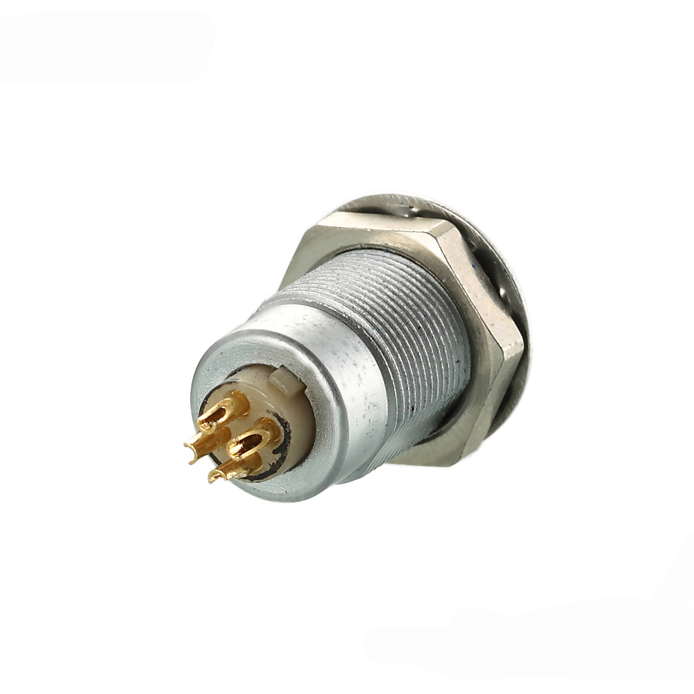 SQA.0B305.CPL - Watertight type 5pin connectors solder seal wire male female socket wire connectors