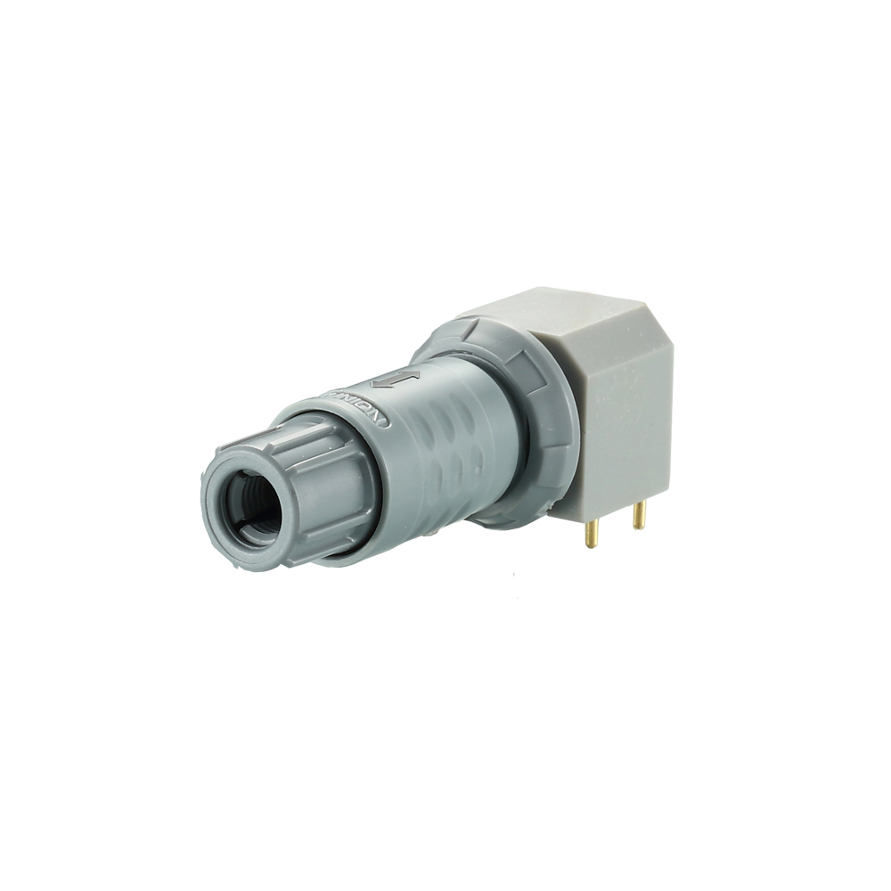 Circular Connectors Plastic 2-12pin IP65 Waterproof Medical Connector with Cables