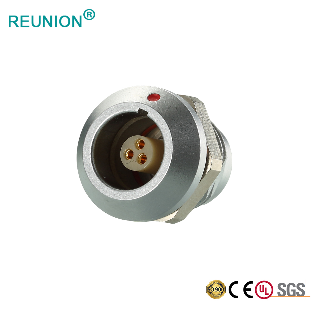 Wire Harness Processing Factory REUNION K series Connectors Compatible with LE MO FGG EGG Connector