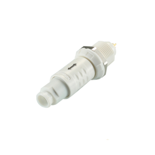 Medical Power Connector Plastic Materials Disinfection Level