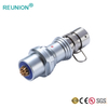 REUNION 0F Series Metal Circular Connector Aviation Plug
