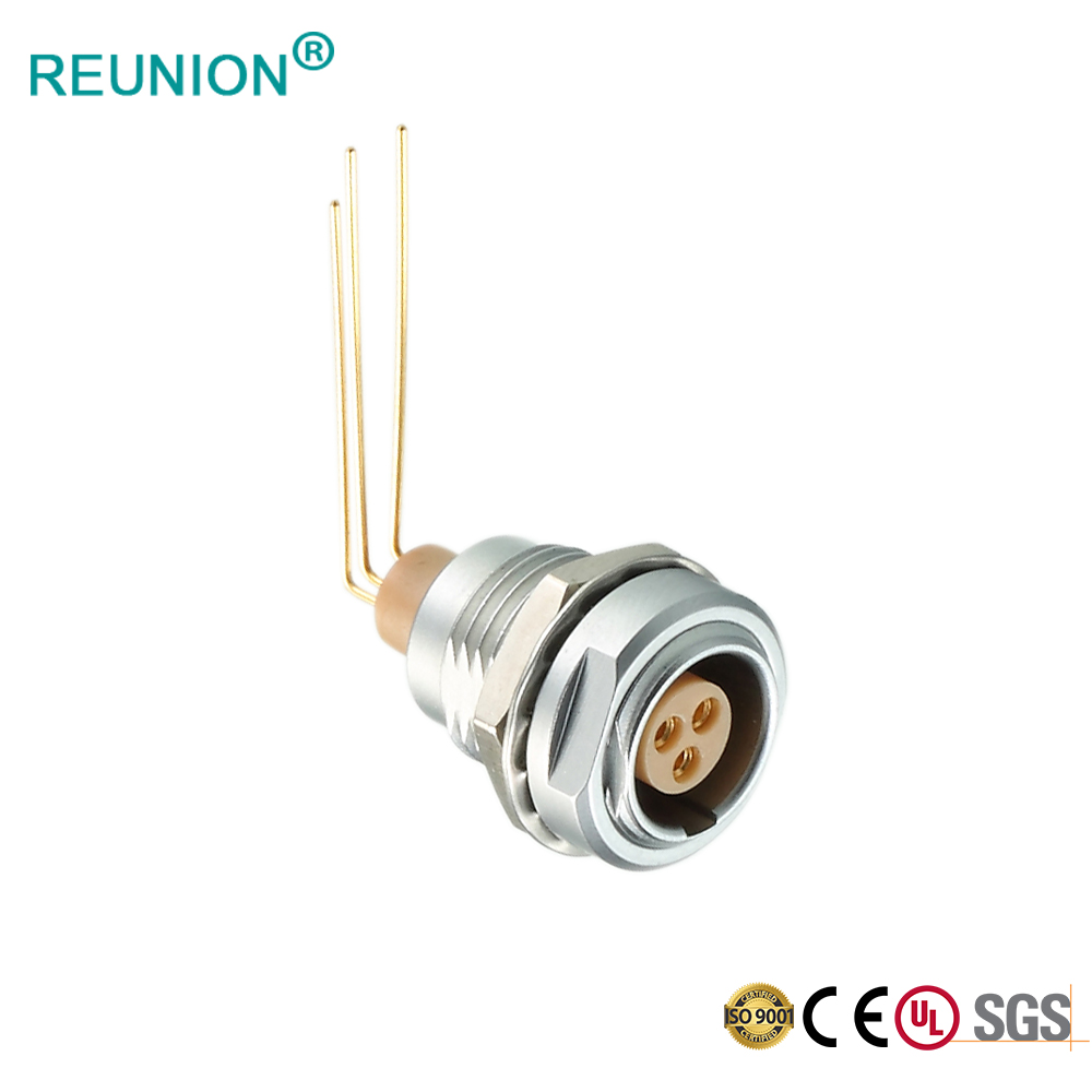 OEM B Series Male And Female Industrial Circular Cable Connector