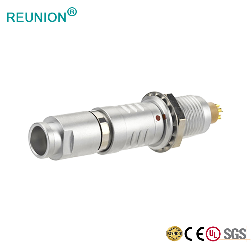 Male Plug Electric Circular Connector B Series PGG