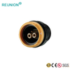 OEM High Quality Standard 2P 3 Pin Medical Cable Connector