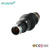 Harsh Environment Using IP68 Waterproof Full EMC Shielding Military Watertight Connector