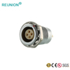 SGG.2B303.CPL - Metal Circular Connector with Harness Male to Female Power Adapter