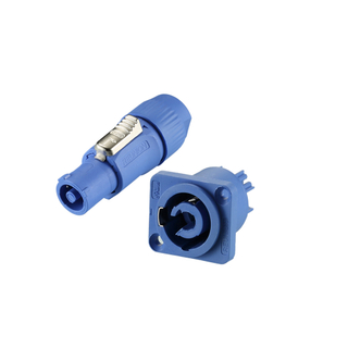 IP50 3pins Power Cord Connector