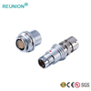 2Pins Female Receptacle Military & Medical Watertight Connector Vacuum Socket