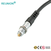 REUNION 16Pins Male Solder Connector Straight Plug