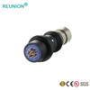 SLG.0F302.CPL - 2Pins Female Receptacle Military Medical Watertight Connector Vacuum Socket